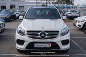 Mercedes-Benz GLE 2015 - Внешние размеры