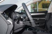Volkswagen Passat 201407 - Внутренние размеры