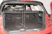 Mini Clubman 2015 - Размеры багажника