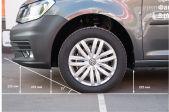 Volkswagen Caddy 2015 - Клиренс