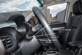 Toyota Hilux Pick Up 2015 - Внутренние размеры