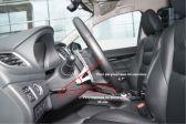 Mitsubishi Pajero Sport 201607 - Внутренние размеры