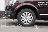 Volkswagen Caravelle 2015 - Клиренс