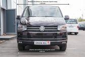 Volkswagen Caravelle 2015 - Внешние размеры
