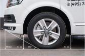 Volkswagen Multivan 2015 - Клиренс