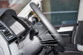 Volkswagen Multivan 2015 - Внутренние размеры