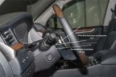 Lexus LX450d 2015 - Внутренние размеры