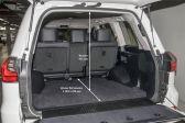 Lexus LX450d 2015 - Размеры багажника