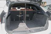 Jaguar F-Pace 2015 - Размеры багажника