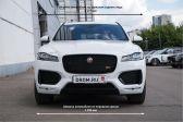 Jaguar F-Pace 2015 - Внешние размеры