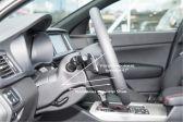 Kia Optima 2016 - Внутренние размеры