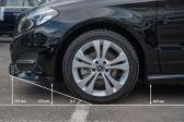 Mercedes-Benz B-Class 2014 - Клиренс