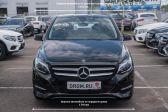 Mercedes-Benz B-Class 2014 - Внешние размеры