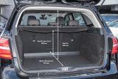 Mercedes-Benz B-Class 2014 - Размеры багажника