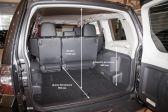 Mitsubishi Pajero 201409 - Размеры багажника