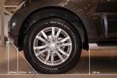 Mitsubishi Pajero 201409 - Клиренс