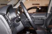 Mitsubishi Pajero 201409 - Внутренние размеры