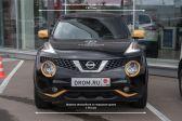 Nissan Juke 2014 - Внешние размеры
