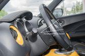 Nissan Juke 2014 - Внутренние размеры