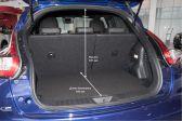 Nissan Juke 2014 - Размеры багажника