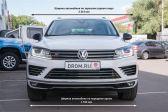 Volkswagen Touareg 2014 - Внешние размеры