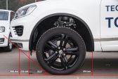 Volkswagen Touareg 2014 - Клиренс