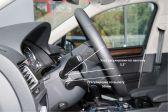 Volkswagen Touareg 2014 - Внутренние размеры