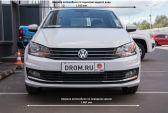Volkswagen Polo 201505 - Внешние размеры
