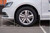 Volkswagen Jetta 2014 - Клиренс