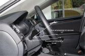 Volkswagen Jetta 2014 - Внутренние размеры
