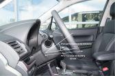 Subaru Forester 2016 - Внутренние размеры