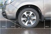 Subaru Forester 2016 - Клиренс