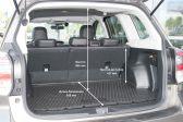 Subaru Forester 2016 - Размеры багажника