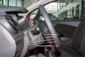 Renault Kaptur 201604 - Внутренние размеры