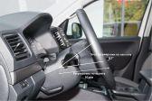 Volkswagen Amarok 2016 - Внутренние размеры