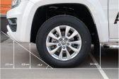 Volkswagen Amarok 2016 - Клиренс