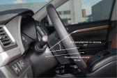 Toyota Highlander 201603 - Внутренние размеры
