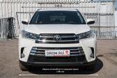 Toyota Highlander 201603 - Внешние размеры