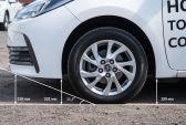 Toyota Corolla 2016 - Клиренс