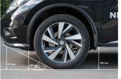 Nissan Murano 201608 - Клиренс