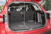 Suzuki SX4 2016 - Размеры багажника