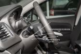 Suzuki SX4 2016 - Внутренние размеры