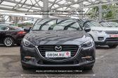 Mazda Mazda3 201608 - Внешние размеры
