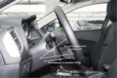 Mazda Mazda3 201608 - Внутренние размеры
