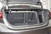 Mazda Mazda3 201608 - Размеры багажника