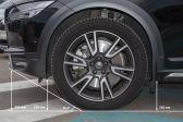 Volvo V90 2016 - Клиренс