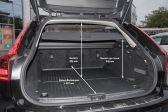 Volvo V90 2016 - Размеры багажника