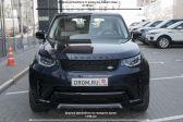 Land Rover Discovery 2016 - Внешние размеры