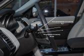 Land Rover Discovery 2016 - Внутренние размеры
