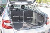 Skoda Octavia 201610 - Размеры багажника